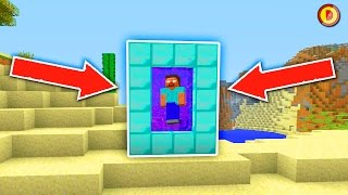 Minecraft Console - HOW TO MAKE PORTAL TO HEROBRINE DIMENSION (Ps3/Xbox360/PS4/XboxOne/WiiU)