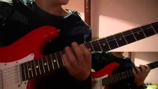 Black Veil Brides- Rebel love song Guitar track