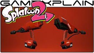 Splatoon 2 - New Dualie Squelcher Weapon Coming TONIGHT!