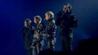 Westlife - Us Against The World Live
