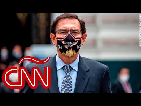 El Congreso de Perú aprueba la vacancia de Martín Vizcarra