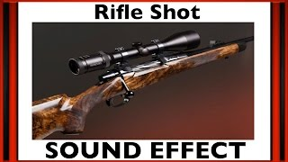 Rifle Shot Sound Effect | Sfx | HD