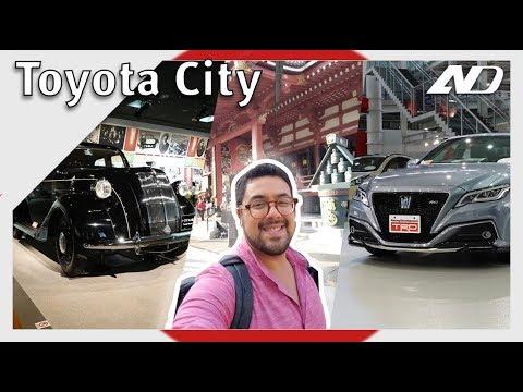 Visitamos Toyota City para ver los coches que venden ahí ?- #ADenJapon