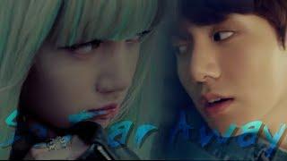 Jungkook + Lisa | So Far Away