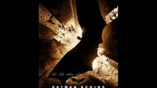 Batman Begins OST Vespertilio