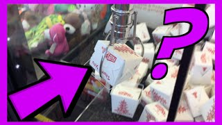 ★Mystery Box Claw Machine!! - $5 Challenge! ~ ClawTuber