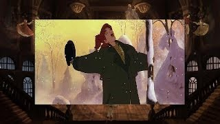 Anastasia - Journey To The Past English (Lyrics) (BluRay HD)