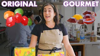 Pastry Chef Attempts To Make Gourmet Gushers | Bon Appétit width=