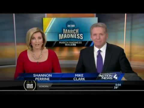 ABC Pittsburgh - AGA Estimates Americans Will Wager $10.4B on March Madness