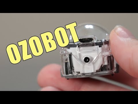 Video Ozobot--Available for Checkout