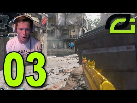 MWR vs Old Men of OpTic - Part 3 - INTENSE ROUND 11