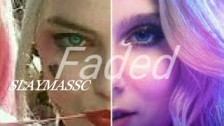 Harley Quinn × Joker + Ámbar y Mateo - Faded