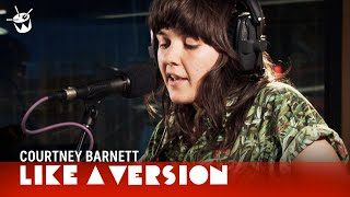 Courtney Barnett plays 'History Eraser' live on triple j