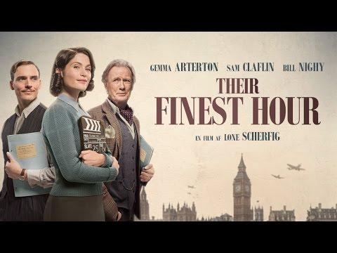 Their Finest Hour - i biograferne 4. maj 2017