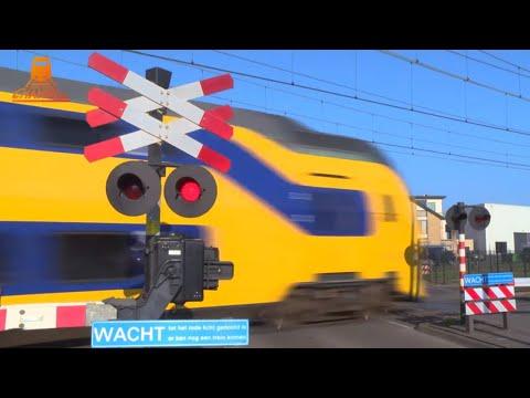 DUTCH RAILROAD CROSSING - Geldorp - Emopad photo