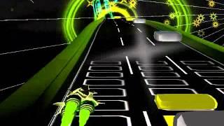 Audiosurf - Chris cornell : You Know My Name (Casino Royale Soundtrack)
