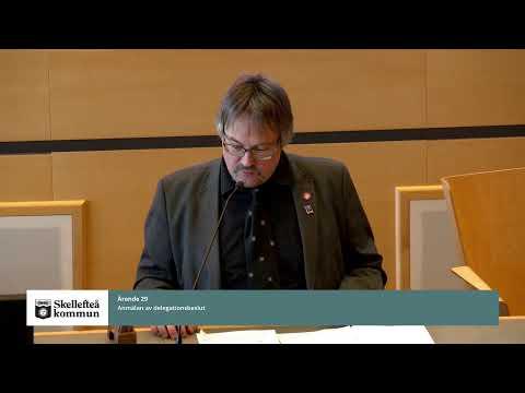 Kommunfullmäktige 2020-10-20