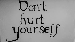 Don't hurt yourself- Roadtrip(Lyric video)