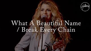What a Beautiful Name w/ Break Every Chain - Hillsong Worship live @ Colour Conference 2018