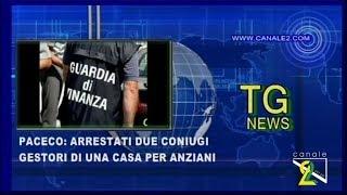 Tg News 15 Marzo 2018