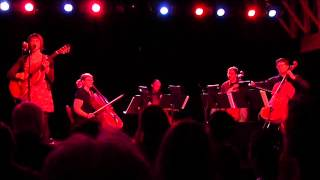 The Portland Cello Project feat. Laura Gibson - Hands in pockets