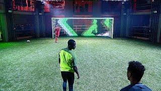 Nike Strike Night Challenge ft. Aubameyang x freekickerz