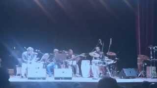 MUÉVETE JUAN FORMEL - FESTIVAL DE PERCUSIÓN DE CENTRO AMÉRICA - C3 STRING QUINTET(cover)