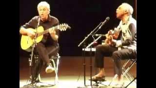 Caetano Veloso e Gilberto Gil - A luz de Tieta (São Paulo, 08/10/2015)