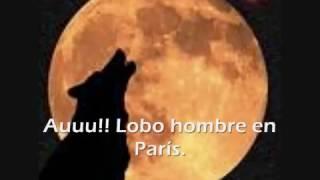 hombre lobo en paris  - la union