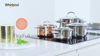 Whirlpool SMP 658C/BT/IXL W Collection Hob