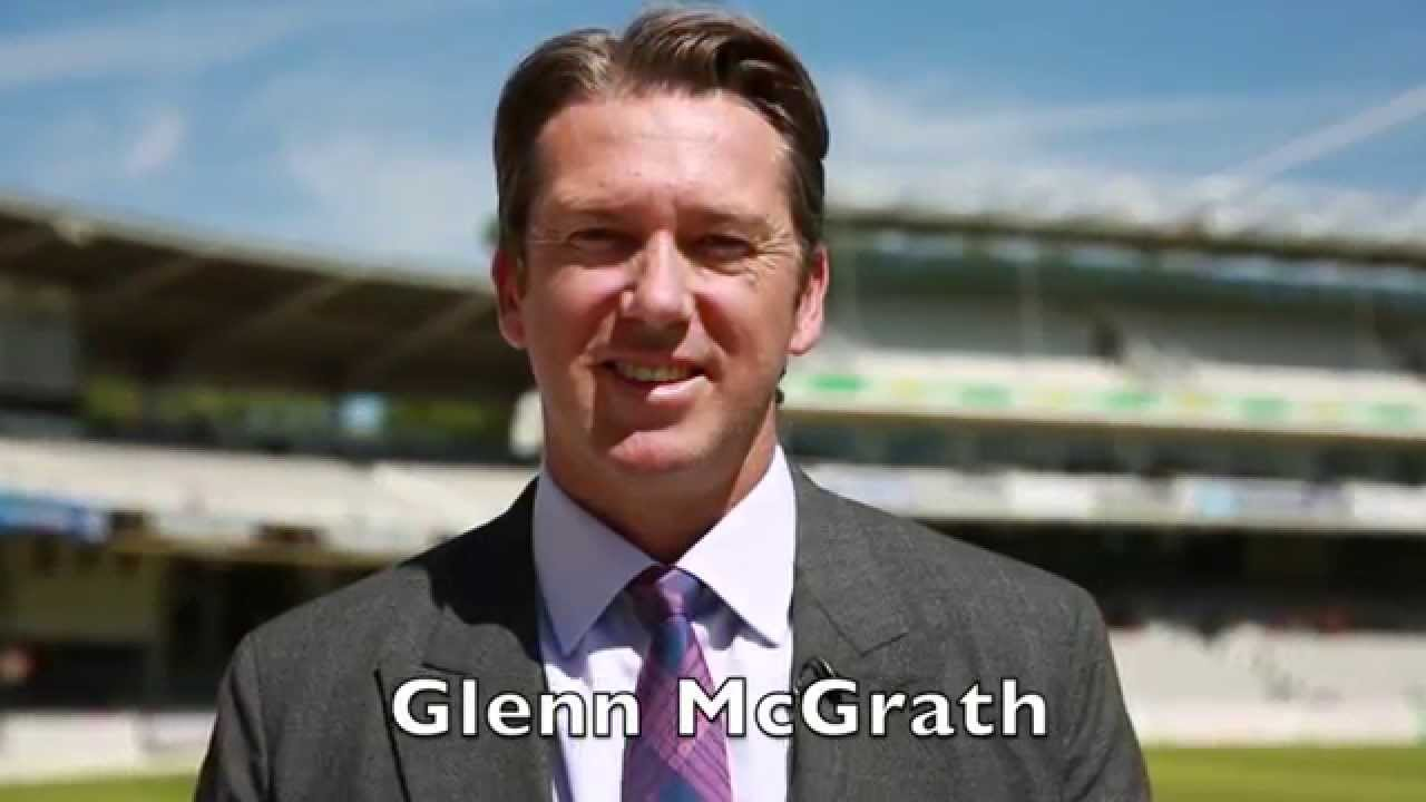 Lucky Dip: Glenn McGrath