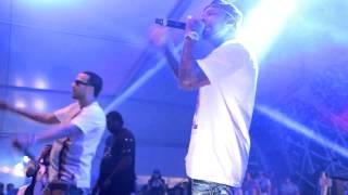"Chinx Drugz & French Montana ""I'm A Coke Boy"" Live at SXSW 2013"