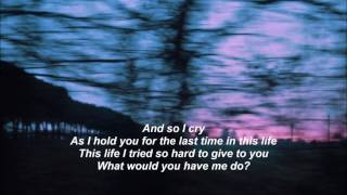Mumford & Sons – Ditmas // Lyrics
