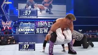 Rey Mysterio vs Chris Jericho