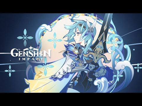 WTFF::: Genshin Impact Eula: Midnight Encounter at the Tavern Character Teaser