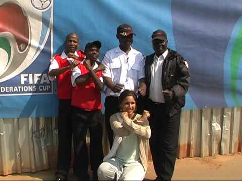 South Africa 21: World Cup Stadium, Soweto
