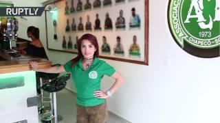 'Chapecoense Café-Bar': El homenaje de Colombia al club brasileño tras la tragedia aérea