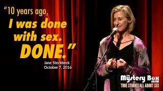 Rediscovering Sexual Connection in My Marriage: Jane Steckbeck @ The Mystery Box Show