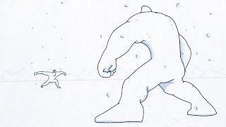 Desenho Animado Historia em Portugues ☆ CUEIO - Pedágio do Abraço ! ! ! ☆