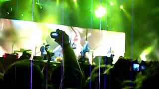 Coldplay - Yellow (live @ Rock am Ring 2011)