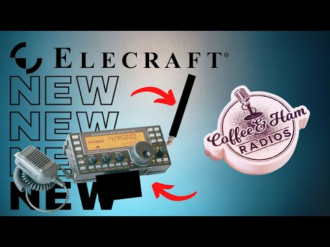 Sneak Peak at New Products from Elecraft