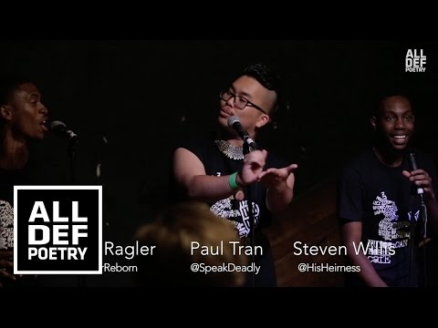 Anthony Ragler, Paul Tran & Steven Willis -