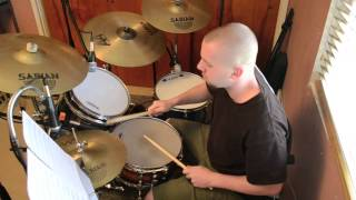 SOJA - Tell Me (Drum Cover)