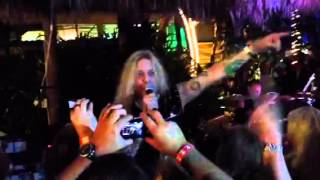 Ted Poley (Danger Danger) - Bang Bang Live