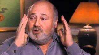 Rob Reiner on the one joke he wrote for his dad, Carl Reiner - EMMYTVLEGENDS.ORG