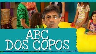 Como fazer ABC dos Copos - Brincadeiras Musicais da Palavra Cantada