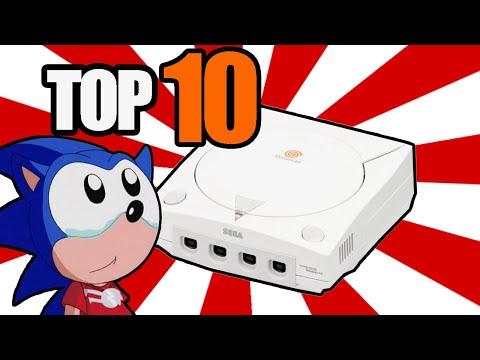 Los MEJORES juegos de SEGA DREAMCAST JAPÓN ? TOP 10