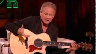 Lindsey Buckingham performs The Chain acoustically live 11/11/2013 (Fleetwood Mac)