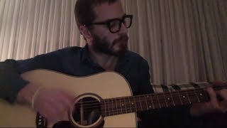 The Helio Sequence - Lately (acoustic cover)