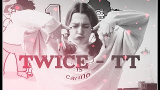 TWICE - TT ( Dance Cover by JeyJey )